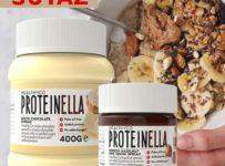 Súťaž o 2x fantastickú nátierku Proteinella
