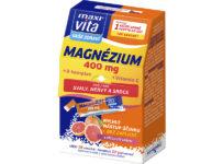 Súťaž o 3 balenia MaxiVita Magnézium