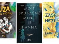 Súťaž o 3 tínedžerské knihy z vydavateľstva Albatros Media