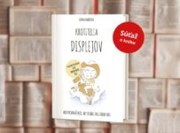 Súťaž o 3 výtlačky knižky Krotitelia displejov