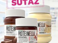 Súťaž o 5 balíčkov s produktmi Proteinella