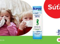 Súťaž o 5x Blumar spray 100 ml od talianskej značky FARMACEUTICI