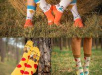 Súťaž o Crazy ponožky