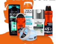 Súťaž o balíček produktov pánskej kozmetiky