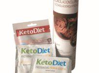 Súťaž o balíček proteínových produktov KetoDiet