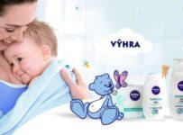 Súťaž o balíček tej najjemnejšej NIVEA starostlivosti pre vaše bábätko