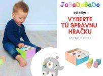 Súťaž o hračky od od značky Jabadabado