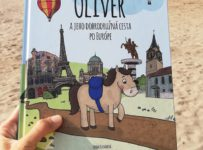 Súťaž o knižku Poník Oliver a jeho dobrodružná cesta po Európe