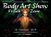 Súťaž o lístky na Body Art Show