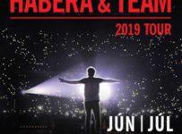 Súťaž o lístky na koncert HABERA & TEAM 2019 TOUR