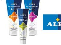 Súťaž o masážne bylinné gély ALPA v nových obaloch