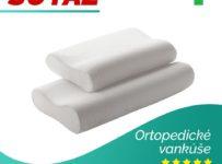 Súťaž o ortopedický vankúš