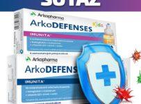 Súťaž o výživové doplnky Arko defenses