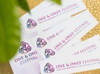 Súťaž o vstupenky na ONE AND ONLY FESTIVAL