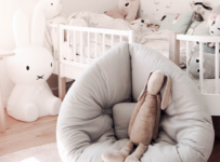 Súťaž s Bonami o detské rozkládacie kresielko Karup Mini Nido