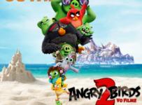 Súťaž s filmom Angry Birds vo filme 2