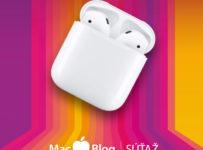 Súťažte s MacBlogom o Apple AirPods