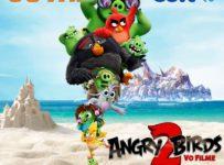 Súťažte s animákom ANGRY BIRDS 2!