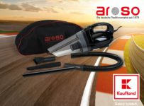 Vyhrajte 1 z 5 autovysávačov značky Aroso