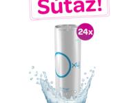 Vyhrajte Oxywater kyslíkovú vodu 24 x 250ml
