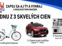 Vyhrajte retro bicykel značky GOETZE a ďalšie ceny