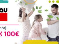 Za správnu odpoveď na súťažnú otázku vyhraj 100 € od Baumitu