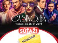 Zapojte sa do súťaže s Continental film a filmom Casino.Sk