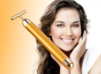 Súťaž o masážny prístroj na tvár Orava MP-700
