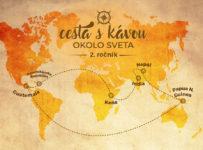 Súťaž Cesta s kávou okolo sveta - 2. ročník