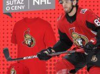 Súťaž o šiltovku alebo tričko Ottawa Senators podpísané Christiánom Jarošom