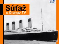 Súťaž o 2 lístky na divadelné predstavenie v Bratislave v Štúdiu L+S Skaza Titaniku