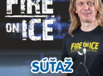 Súťaž o 2 x 2 lístky na jedinečnú krasokorčuliarsku šou Fire on ice