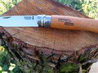 Súťaž o 2kusy vreckových nožov Opinel N°9 carbon