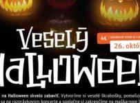 Súťaž o 4 vstupenky na Veselý Halloween v X-BIONIC