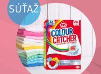 Súťaž o 5 balíčkov Colour Cather od zn. K2r