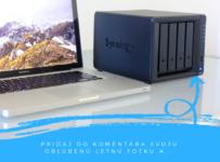 Súťaž o NAS sieťové úložisko Synology DS218j v hodnote 170 Eur