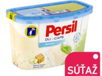 Súťaž o PERSIL Duo Caps Sensitive