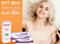 Súťaž o intímny gél mucoGYNE a krém Saforelle