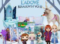 Súťaž s Disney Ľadové kráľovstvo 2