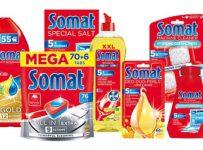 Súťaž so SOMAT o balíčky produktov