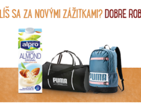 Súťažte s ALPRO o skvelé tašky značky PUMA