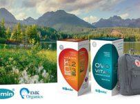 Súťažte s BIOMIN o víkendový pobyt v Tatrách a originálne batohy Fjällräven