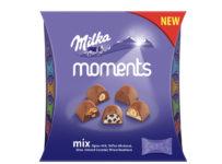 Súťažte s Milkou o darčeky a kúzelné chvíle s pralinkami Milka Moments
