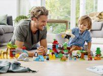 Soutěž o LEGO DUPLO Moje první houpací zvířátka