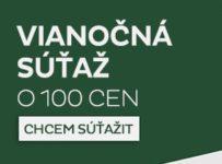 Vianočná súťaž o 100 atraktívnych cien na Vivantis.sk