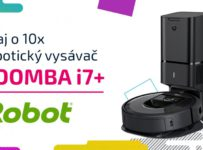Vyhraj jeden z desiatich iRobot Roomba i7+