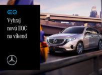 Vyhraj novú EQC na víkend