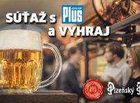 Vyhrajte 6x kartón piva od Plzeňského Prazdroja