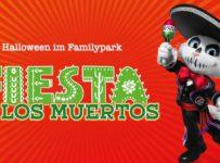 Vyhrajte s DETI.SK rodinný vstup pre 4 osoby na Fiesta de los muertos vo Familyparku