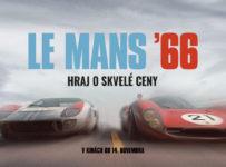 Le Mans '66, vyhraj filmový balíček s hrnčekom, tričkom a 2 lístkami do kina